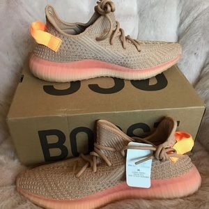 Other - Adidas Boost 350 V2 Clay
